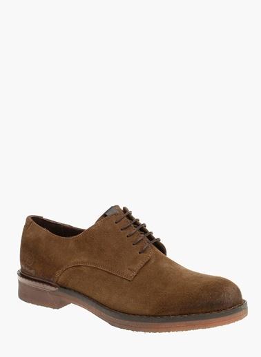 Divarese Deri Ayakkabı Sarı